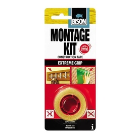 Montagekit Tape 1,5mx19mm bl.