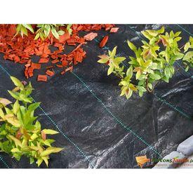 Nature Protecție pentru sol, negru, 1 x 50 m