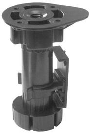 Picior Reglabil din ABS pt Mobilier - 644076