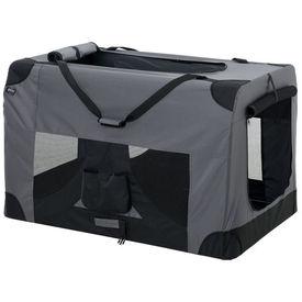 [pro.tec]® Geanta transport patruped - box XXL gri