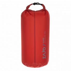 Sac impermeabil cu pompa Zajo Pump Drybag 25 litri Culoare Rosu