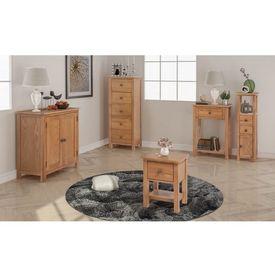Set mobilier sufragerie, 5 piese, stejar masiv