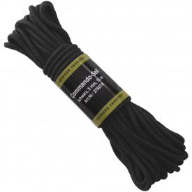 Sfoara diametru 5 mm, lungime 15 metri, culoare neagra
