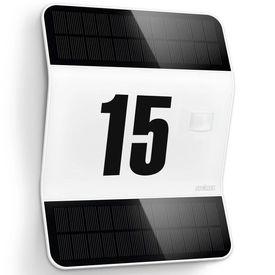 Steinel Lumină LED cu Senzor Solar pentru Numărul casei L2-S Alb