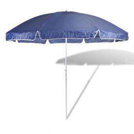 Umbrelă de soare, 300 cm, Albastru