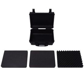 Valiză de protecție pentru echipamente 40.6x33x17.4 cm, Negru