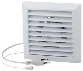 Ventilator cu Jaluzea si Intrerupator cu Cablu 100x174 - 671179