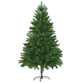 vidaXL Brad de Crăciun artificial 210 cm Verde