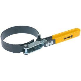 Cheie cu bandă pentru filtru de ulei Vorel, 93 - 111 mm