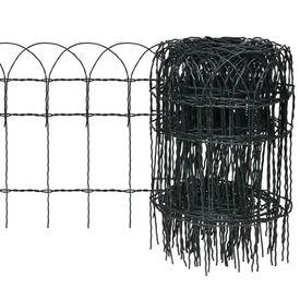 Plasă gard decorativă 25 x 0,4 m