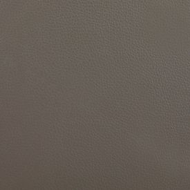 Pat cu saltea, gri și alb, 160 x 200 cm, piele ecologică