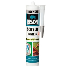 BISON Acrylic gri 300ml