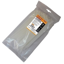 Colier fixare -Nylon reutilizabil 7.6x300mm 100buc
