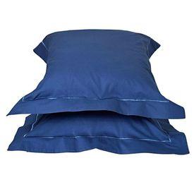 Emotion Fețe de pernă fără călcare 2 buc. 60x70 cm albastru 0222.24.71