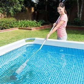 Intex Aspirator pentru piscină, 17,4 x 14 x 106,3 cm, PP, 28620