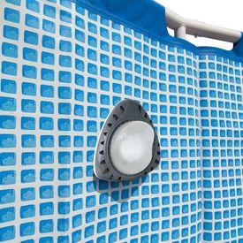 Intex Lampă de perete piscină cu LED, magnetică, 28688
