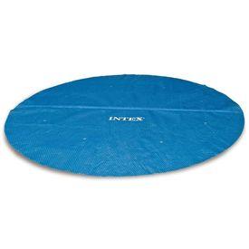 Intex Prelată solară piscină, 549 cm, rotund, 29025