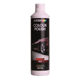 MOTIP COLOUR POLISH 752C polish rosu inchis 500ml