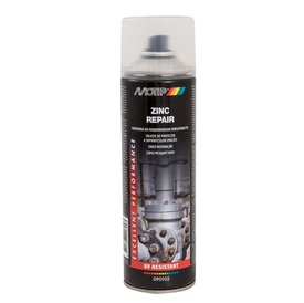 MOTIP ZINC REPAIR 555 spray galvanizare 400ml