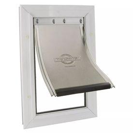 PetSafe Trapă acces 620, pentru animale companie <18kg, aluminiu, 5014