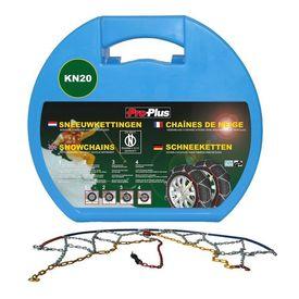 ProPlus Lanțuri de zăpadă pentru anvelope auto, 2 buc., 12 mm, KN120