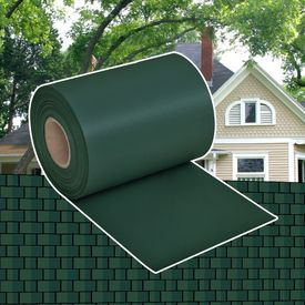 Rolă PVC gard 70 x 0,19 m Verde