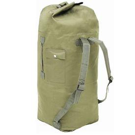 Rucsac în stil militar, 85 L, verde măsliniu