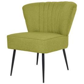 Scaun pentru cocktail, verde