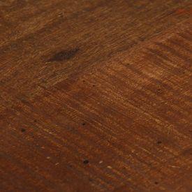 Set de bar, 9 piese, lemn masiv reciclat