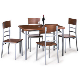 Set masa cu 4 scaune SL Play nuc