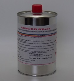 Solutie pentru scoaterea bulelor de aer din rasina epoxidica IZOCOR SB100, 1 kg
