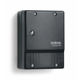 Steinel Dispozitiv control Lumină Fotoelectrică NightMatic 3000 Negru