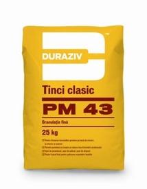 Tinci clasic DURAZIV PM 43 - 25 kg