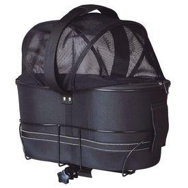 TRIXIE Geantă transport de bicicletă pentru câini 13118, negru