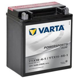 Varta Baterie AGM 12 V 14 Ah YTX16-4-1 / YTX16-BS-1