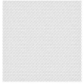 vidaXL Panou plasă sârmă 100 x 85 cm 30 x 17 x 2,5 mm oțel inoxidabil