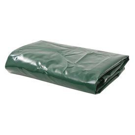 vidaXL Prelată, verde, 1,5 x 20 m, 650 g / m²
