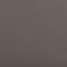 Pat cu saltea, gri și alb, 180 x 200 cm, piele ecologică