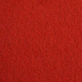 Covor pentru expoziție, 2x12 m, roșu