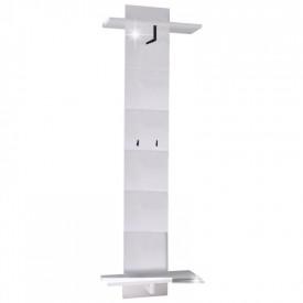 Cuier panel, alb/luciu ridicat, GL DERBY