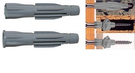 Diblu Universal Nylon - M6x33 - 673926