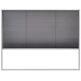 Ecran insecte pentru ferestre aluminiu, 130x100 cm