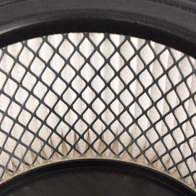 Filtre HEPA pentru aspirator cenușă, 3 buc., alb și negru