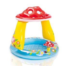 Intex Piscină pentru copii, formă de ciupercă, 57114NP