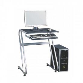 Masa PC GL JOFRY negru - argintiu