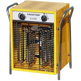 Master radiator electric cu ventilator, 800 m³/h, B9EPB