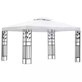 Pavilion 3 x 4 m, alb
