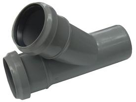 Ramificatie PP 45   - 75mm - 673043