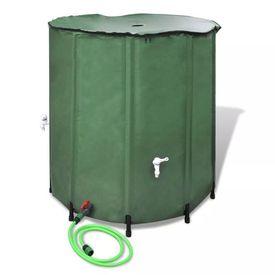 Rezervor de apă de ploaie pliabil 250 L