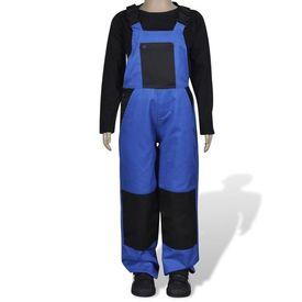 Salopetă copii 98/104 Albastru